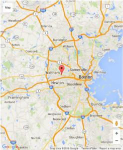 Frank SecurityLocks -Map Location
