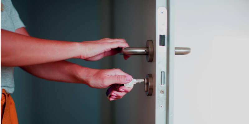Entry Door Locks - Frank Security Locks - Locksmith