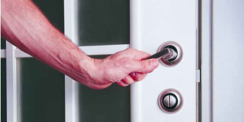 High Security Door Locks - Frank Security Locks - Locksmith