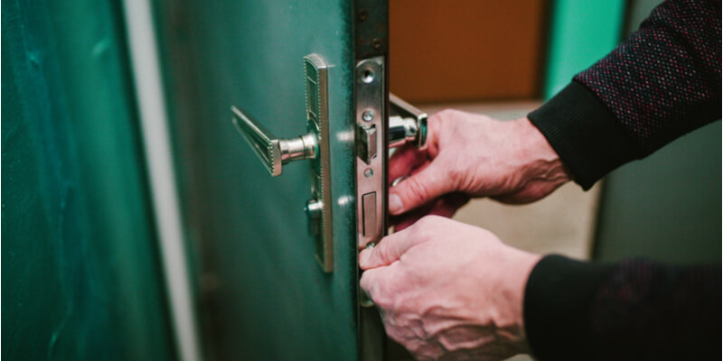 residential lock installation - Frank Security Locks - Locksmith