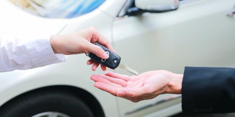 remote car key - Frank Security Locks