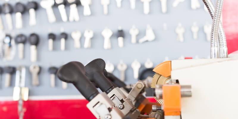 automotive key cutting - Frank Security Locks - Locksmith