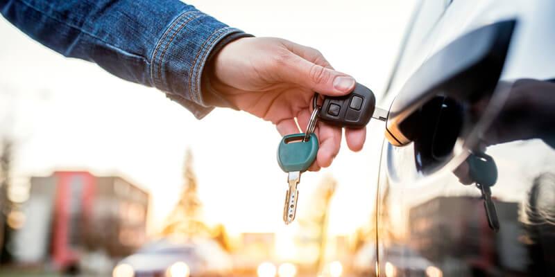 locksmith car key replacement - Frank Security Locks - Locksmith